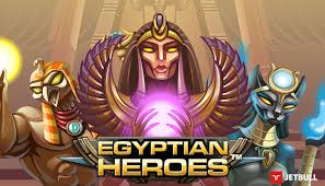 The Egyptian Heroes Video Slots Game