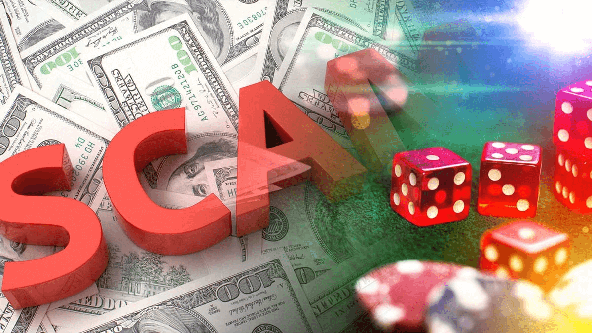 3 Common Online Casino Scams You Need to Watch Out For