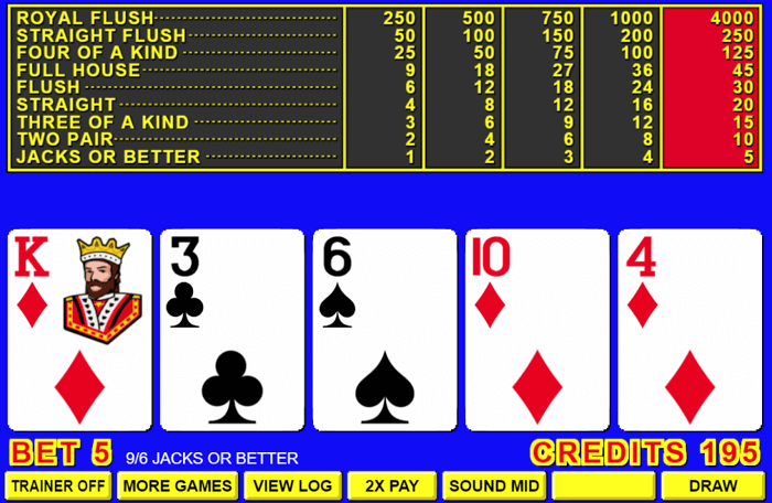 The Best Guide To Video Poker for Beginners